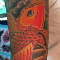Koi Tattoos
